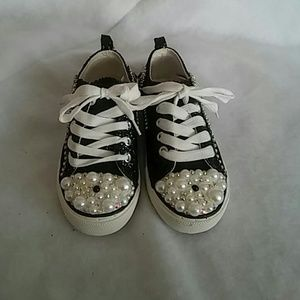 Other - New girl bling out size 13 sneakers